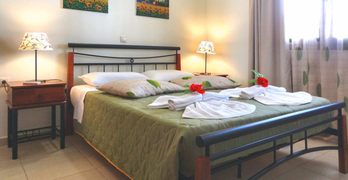 Lussuoso appartamento di 2 camere che offre vista sul mare Tilos Grecia - Anemoessa Aparments