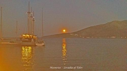 Moonrise - Livadia of Tilos